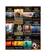 Sword of Truth Collection Set 1-12 Adult Fantasy Fiction Series Terry Go... - $98.99