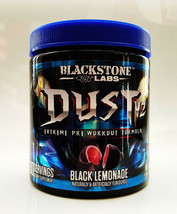 Blackstone Labs Dust V2 30serv 270g Extreme PRE-WORKOUT Muscle Energy Pump Power - $28.15
