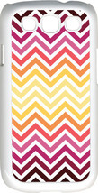 Chevron Multi Red Designed Samsung Galaxy S3 Case Cover - $13.95