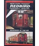 New York Transit Redbird Farewell Special - $69.99