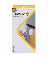 Safety 1st Adhesive Magnetic Child Safety Lock System (Set of 8 Locks an... - $42.99