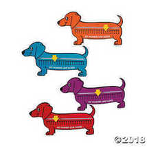 Wiener Dog Number Line Sliders - $15.36