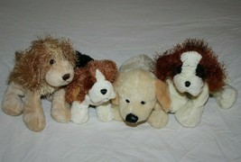 Webkinz DOGS Cocker Basset Yellow Lab St Bernard Soft Toy Plush Stuffed ... - $24.16