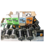 Everbilt 2 Speed Motor Lot Of 22 A250, A370, A550, A750 Untested Parts Only - $237.50