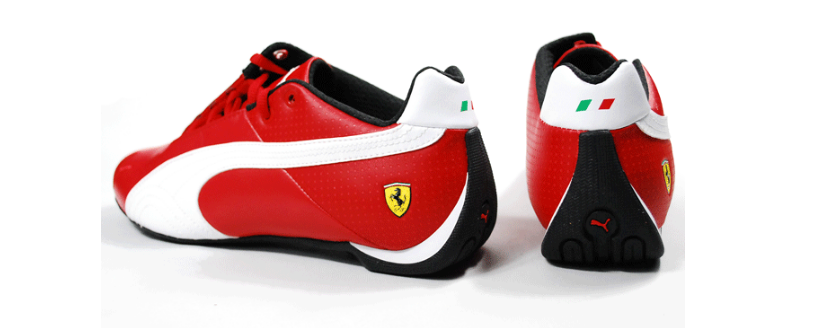 PUMA Ferrari SF Future Cat OG Men/'s Sneakers Red//White 306006 01  LO9b