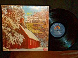 3 Christmas Records-The 12 Days of Christmas, A Christmas a Gift of Music Vol 3 image 4