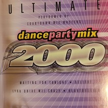 Ultimate Dance Party Mix 2000 Cd image 1