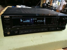 Aiwa Stereo AV Receiver AXR-004U Dolby Surround - tested - $59.40