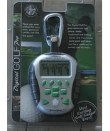 Digital Golf Pro, Electronic Golf Gadget, Scores, Rules, More... NEW IN ... - £20.22 GBP