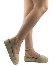 Soda Womens Ankle Wrap Espadrille Flat D'Orsay Sandal - $37.39+
