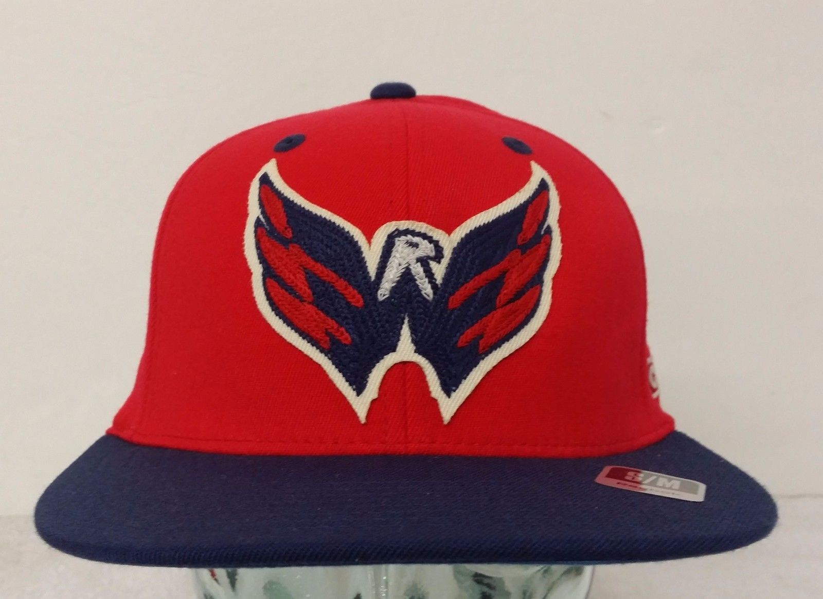 21138f40c45 Washington Capitals Team Colors Men s Reebok and 50 similar items