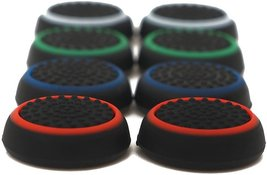 Thumb Stick Grips Caps Cover Replacement for PS4 PS3 PS2 Xbox One/360 /Game Cont image 2
