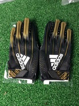 Team Issued Baltimore Ravens Adidas ADI154NFL AdiZero 7.0 2XL Football Gloves - $19.99