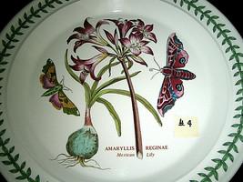 "Portmeirion Botanic Garden Dinner Plate Mexican Lily 10 1/2"" #4 - $49.99"