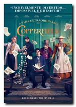 "The Personal History Of David Copperfield Movie Poster 24x36"" - USA Shipped - $17.09"