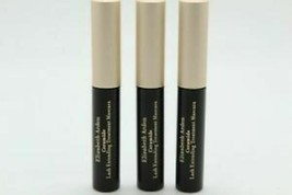 4x Elizabeth Arden - Ceramide Lash Extending Treatment Mascara  - 01 Bla... - $11.29