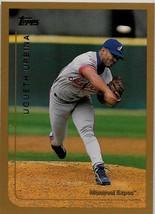 1999 Topps Baseball Card, #366, Ugueth Urbina, Montreal Expos - $0.99