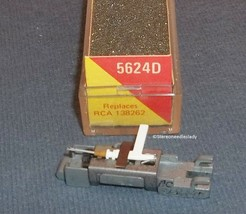 EV Electro-Voice 5624D FOR RCA 138262 CARTRIDGE NEEDLE 653-DS77 image 1