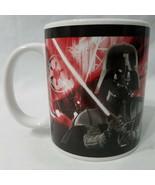 Star Wars Coffee Mug Cup Darth Vader Storm Trooper Galerie Tea Cup 10 ou... - $17.82