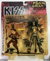 Kiss Gene Simmons Psycho Circus Action Figure McFarlane Toys NEW 1998 - $24.49