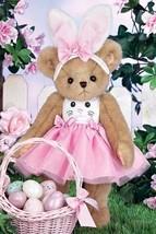"Bearington Bears ""Beary Cottontail"" 14"" Collector Bear - #420332- 2016- New - $44.99"