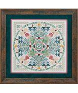 Boughs Ala Round christmas cross stitch chart Glendon Place   - $14.40