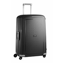 Samsonite S'Cure Hardside Checked Luggage with Spinner Wheels, 28 Inch, Black - $242.45