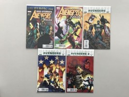 Lot of 10 Avengers Comics Prime Ultimate Mighty VF Very Fine - $23.76