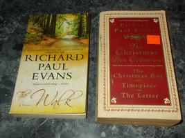 Richard Paul Evans lot of 2 general fiction paperback - $2.99