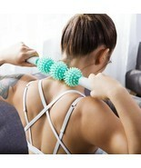 Anti Cellulite Roller Muscle Massage Stick Massager Trigger Point Stick ... - $12.86