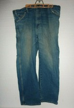 Work Pants Relaxed Straight Fit Jeans Dickies 40 X 30  C-6 - $9.74