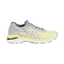 Asics GT-2000 6 Women's Shoes Limelight-White-Mid Grey T855N-8501 - $89.95