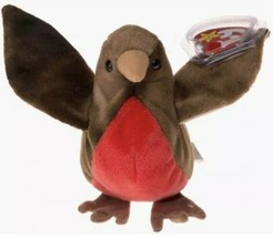 Ty Beanie Babies Early the Robin New with Tags - $8.90