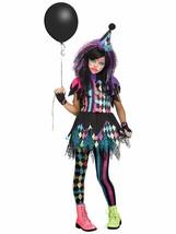 Fun World Twisted Circus Costume, Black, Large 12-14 - $29.06