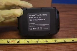 1x 18V Li-ion Battery 3000mAh 3.0AH Power Tool for Makita BL1830 LXT400 - $59.99