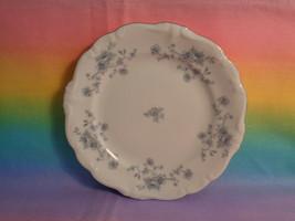 Johann Haviland Bavaria Germany Blue Garland Replacement Bread Plate - $3.91