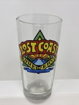 Lost Coast Brewery Eureka California Beer Pint Glass Collectible Glass - $14.84