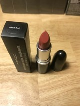 Mac Amplified Creme Lipstick Brick-O-La 0.1 oz BNIB - $19.79