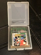 Mickey's Speedway USA (Nintendo Game Boy Color, 2001) Cartridge Only! Te... - $9.49