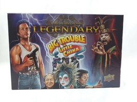 Legendary: Big Trouble In Little China (Stand Alone) Board Card Game, Up... - $44.50