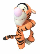 "Disney's Tigger 6"" Plush Mattel 1995 Gripping Attach - $10.29"