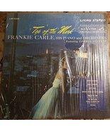 FRANKIE CARLE Top of the Mark DARRYL STEVENS Vinyl Record LP RCA LSP-2233 - $9.90