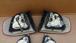 09-11 BMW E90 4dr Sedan Taillight lamps Set LED 328i 335i 335d 328 335 320i image 11
