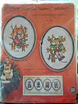 Paragon  Hummel Stitchery APPLE TREE Girl Kit #0234 1975 Made in USA Uno... - $12.86