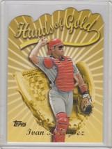 2000 Topps - Hands of Gold #HG2 Ivan Rodriguez  - $1.00