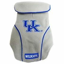 Collegiate Kentucky Wildcats Dog Fleece Vest, Large - ₹93,217.70 INR