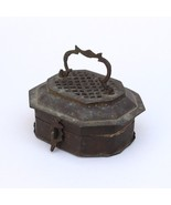Vintage Small Decorative Box For Collection Collectible Piece.  - $23.94