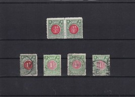 NEW ZEALAND STAMPS USED AND MOUNTED MINT - $8.33