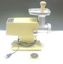 Vintage RIVAL GRIND-O-MATIC Electric Meat Grinder - $46.36