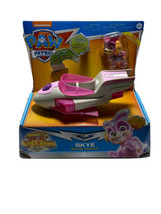 Nickelodeon Paw Patrol Skye Deluxe Vehicle - NEW Lights & Sounds - $13.92